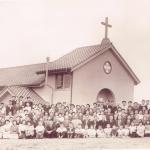 昭和25年6月11日 献堂式